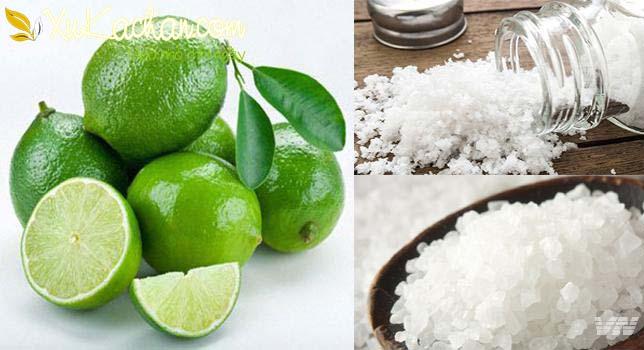 Một số nguyên liệu làm chanh muối cần chuẩn bị