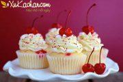 Cách làm bánh Cupcake bằng nồi cơm điện ngon và dễ