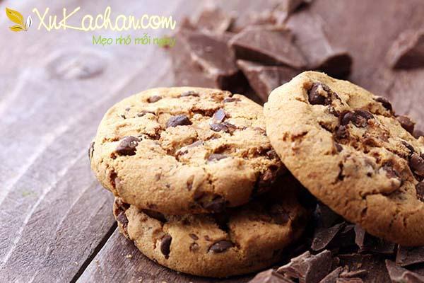 Yêu cầu về thành phẩm món bánh quy bơ ngon giòn chuẩn nhất