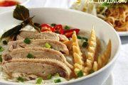 Cách nấu bún măng vịt thơm ngon bổ dưỡng tại nhà