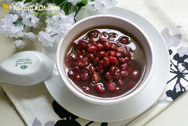 Cách nấu chè đậu đỏ ngon, nhanh mềm và dễ nhất - cach nau che dau do