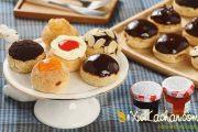 Cách làm bánh su kem Singapore mềm mịn và béo thơm