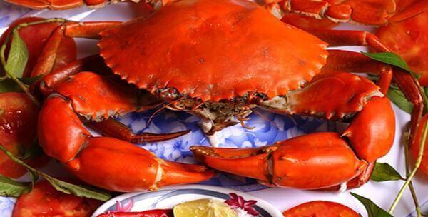 Cách luộc cua biển thơm ngon, chắc thịt và hấp dẫn nhất - cách luộc cua ngon