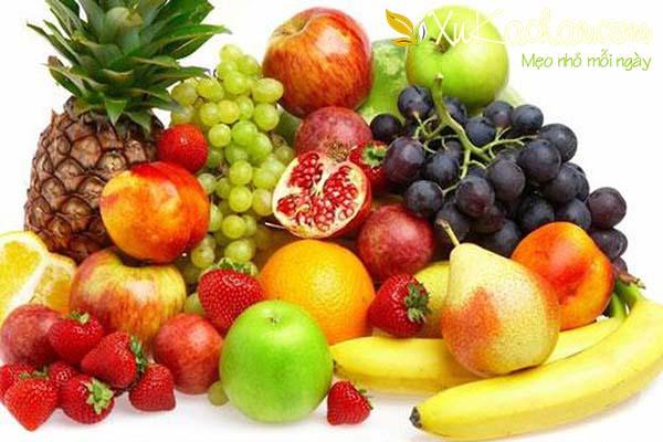 Mẹo chọn các loại trái cây tươi ngon chuẩn điểm 10
