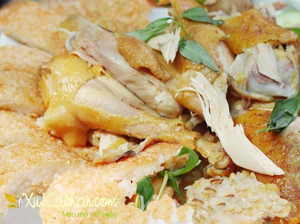 Gà bó xôi chiên giòn thơm ngon chuẩn vị - cách làm gà bó xôi tại nhà