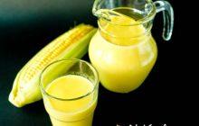 Cách làm sữa ngô thơm ngon sánh mịn ngay tại nhà