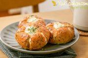 Cách làm bánh mì phô mai bơ tỏi Hàn Quốc thơm ngon nhất