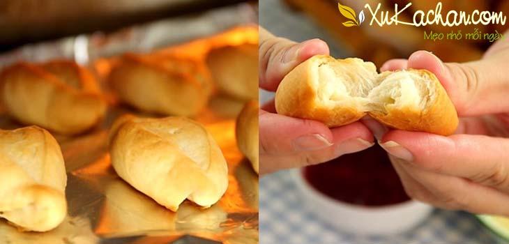 Nướng bánh mì mini chuột và thưởng thức - cách làm bánh mì chuột