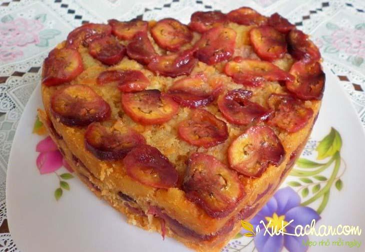 Bánh chuối nướng tự làm tại nhà vừa ngon vừa đơn giản