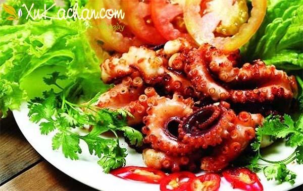 Cách làm bạch tuộc nướng sate thơm ngon tại nhà - cach lam bach tuoc nuong sate